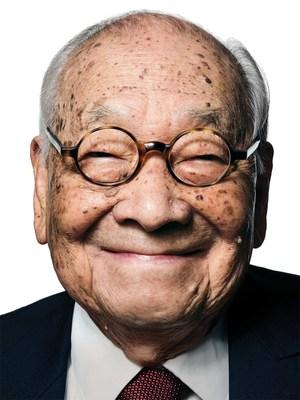 Master Architect I.M. Pei celebrates his 101st Birthday on April 26, 2018
