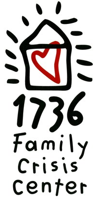 1736 Family Crisis Center is a 501(c)(3) nonprofit organization dedicated to serving vulnerable community members in the greater Los Angeles area. Its mission is to comprehensively help children, women, men, and families through crisis circumstances, including domestic violence, human trafficking, sexual assault, homelessness, poverty, and post-traumatic stress disorder, improving their prospects for long-term housing, financial stability, and success. (PRNewsfoto/1736 Family Crisis Center)