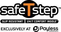 safeTstep slip-resistant footwear