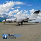 Private Jet Charter Company New Flight Charters Announces First Quarter Increase of 17.5% Year-Over-Year