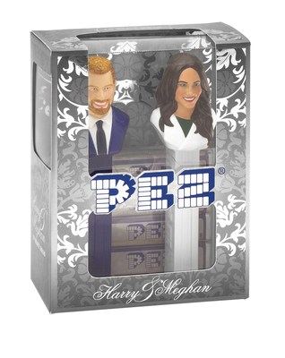PEZ auctions royal dream couple, Harry and Meghan.