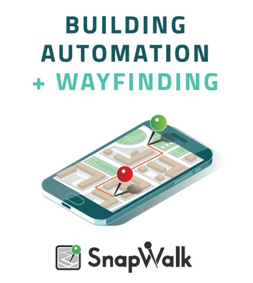 Autani partners with SnapWalk for to add wayfinding services to its building automation portfolio