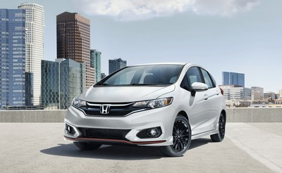 The 2019 Honda Fit Goes on Sale April 30.