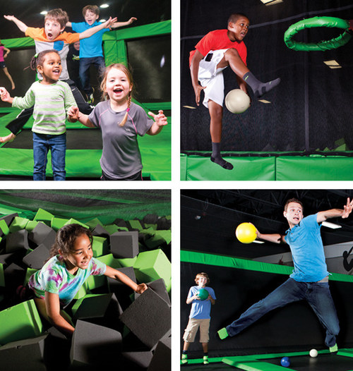 We have something for everyone at Launch Trampoline Park!