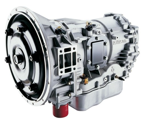 Allison transmissions use a torque converter which enables more responsive acceleration, overcoming the slower startup characteristic inherent to engines powered by many alternative fuels.