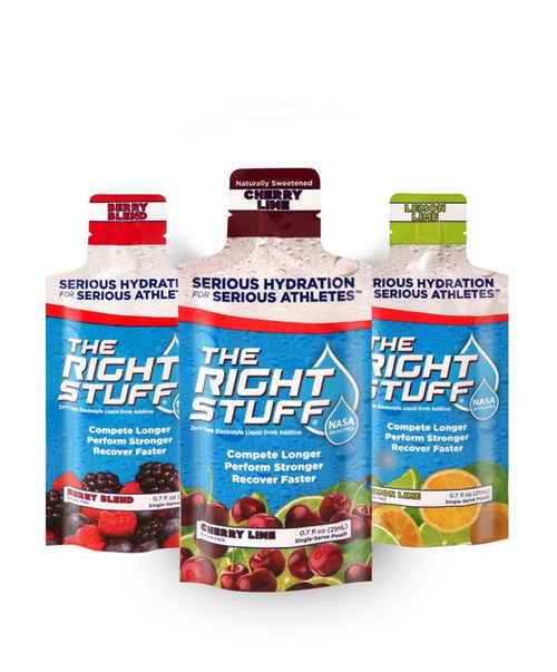 For nearly a decade, experts and athletes at hundreds of professional teams and top-rated colleges across the United States have been taking advantage of the unmatched benefits of NASA-developed, The Right Stuff® hydration drink additive.