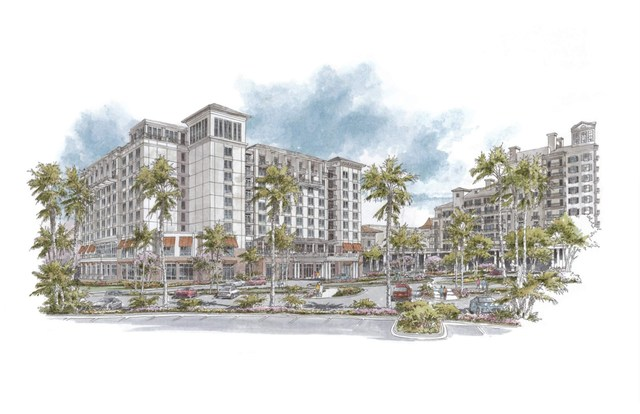 Sandestin Investments, LLC (SDI) received approval to construct a four-star, 250-room full-service hotel and conference center adjacent to the Baytowne Conference Center at Sandestin Golf and Beach Resort. The new hotel will include 20,000+ square feet of meeting space and feature a 13,000-square foot ballroom.