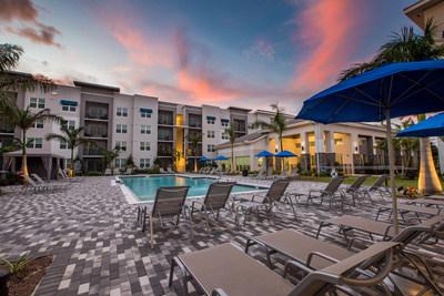 """JMG Community """"Luma @ West Palm Beach"""" in West Palm Beach, Florida."""