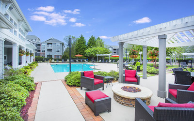 "JMG Community ""The Seasons @ Umstead"" in Raleigh, North Carolina."