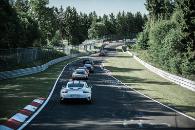Porsche Cars Canada, Ltd. has announced Porsche Track Experience with expanded program levels for 2018. (CNW Group/Porsche Cars Canada)