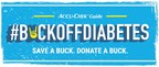 Roche Diabetes Care Rallies People Across the Country to Join the #BuckOffDiabetes Campaign