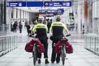 Présence permanente d'Urgences-santé à l'aéroport Montréal-Trudeau (Groupe CNW/Aéroports de Montréal)