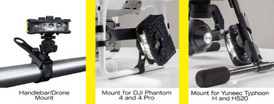 Drone Mount Solutions for Rugo™ Light