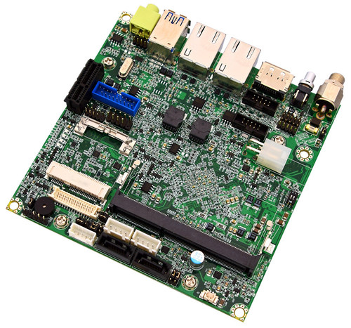 WinSystems NANO ITX-N-3845 Industrial SBC