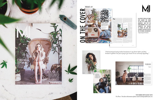 Welcome to MJ Lifestyle, the First Luxury Cannabis Lifestyle Magazine & Community Devoted to Elevating the Feminine Voice in Cannabis & Culture.