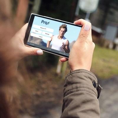 Pro2FIT App