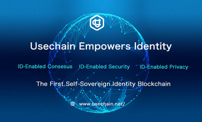 https://mma.prnewswire.com/media/684018/Usechain_Empowers_Identity.jpg