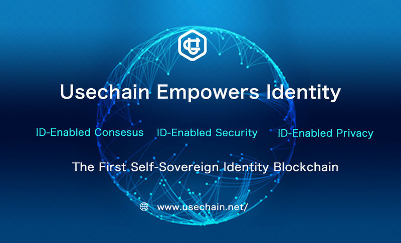 Usechain Empowers Identity