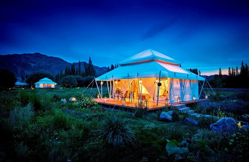 Experience Unparalleled Luxury in Ladakh with The Ultimate Travelling Camp (PRNewsfoto/The Ultimate Travelling Camp)