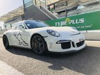 MICHELIN Track Connect, First Connected Sports Car Tyre Exclusively Previewed at Porsche GT Club UAE