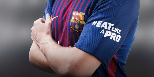 On May 6 in Barcelona, during El Clásico – the most watched domestic club match in the world – Beko will give up brand visibility on the FC Barcelona players' sleeve to highlight Beko's healthy eating initiative, Eat Like A Pro.