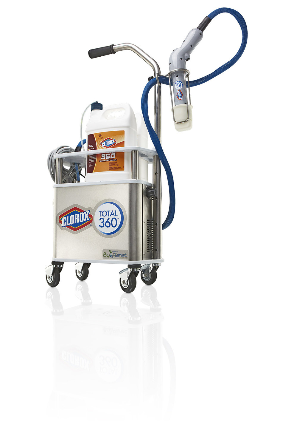 The Clorox® Total 360® System