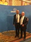 Mohamed Magdi Omar (left) Managing Director Lockton Egypt and Wael Khatib, Chairman Lockton MENA Ltd (PRNewsfoto/Lockton MENA Ltd)