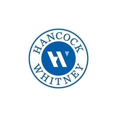 New Hancock Whitney Logo (PRNewsfoto/Hancock Whitney)