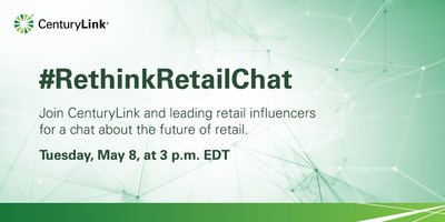 Join us for the #RethinkRetailChat.