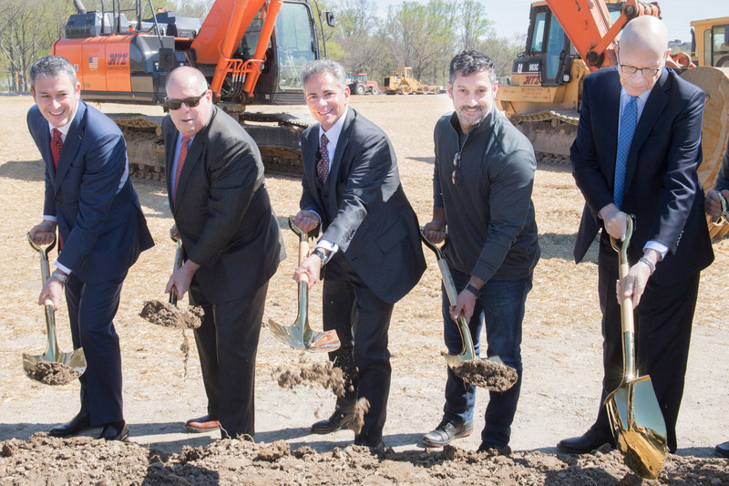 The Merriweather District groundbreaking