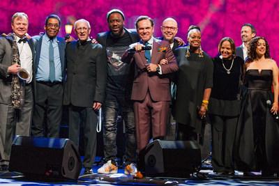 2018年國際爵士樂日以在聖彼德堡和新奧爾良舉辦的慶祝音樂會而告終