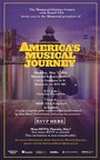 Invitation: Join us for the Premiere of America's Musical Journey 3D and a private performance by Aloe Blacc (CNW Group/Old Port of Montréal Corporation)