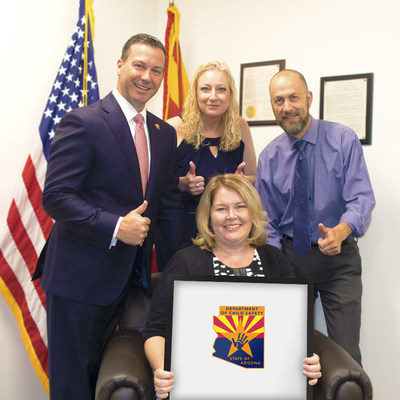 Arizona Department of Child Safety wins CIO 100 Award using Diona mobile solutions.