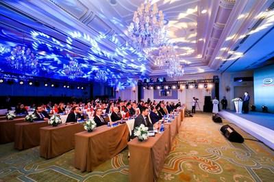 Segunda Conferencia Internacional de Distribuidores de GAC Motor (PRNewsfoto/GAC Motor)