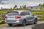 Honda reported April 2018 sales results today, noting the Honda Odyssey gained 21.2% for the month and continues to lead the minivan segment for 2018.