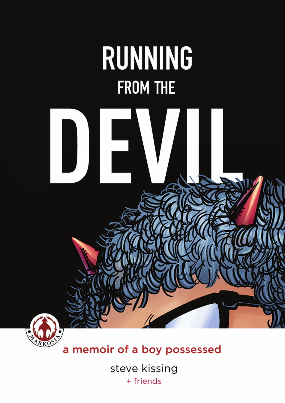 """Graphic memoir captures story of boy who hid his """"demonic possession"""" for years only to learn it was epilepsy"""