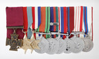 Canadian War Museum acquires the Currie Victoria Cross, ensuring that the medal stays in Canada