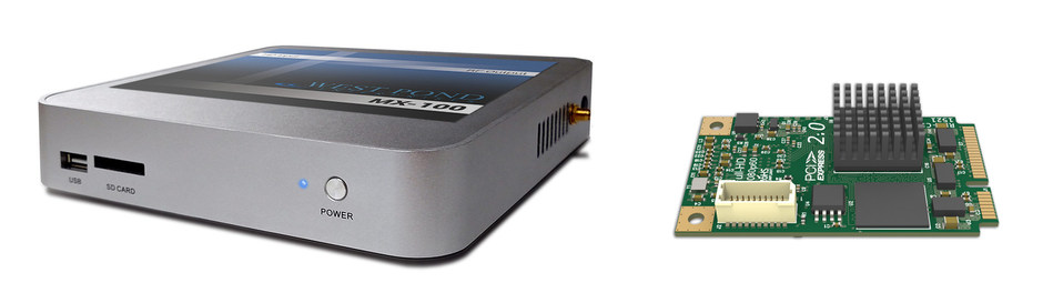 Video solutions developer West Pond selected Magewell's Pro Capture Mini HDMI hardware to enable high-quality video ingest in West Pond's new FlexStream MX-100 Channel Creator devices.