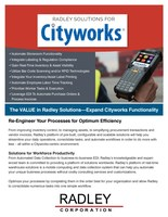 Radley helps public utilities expand Cityworks Storeroom functionality