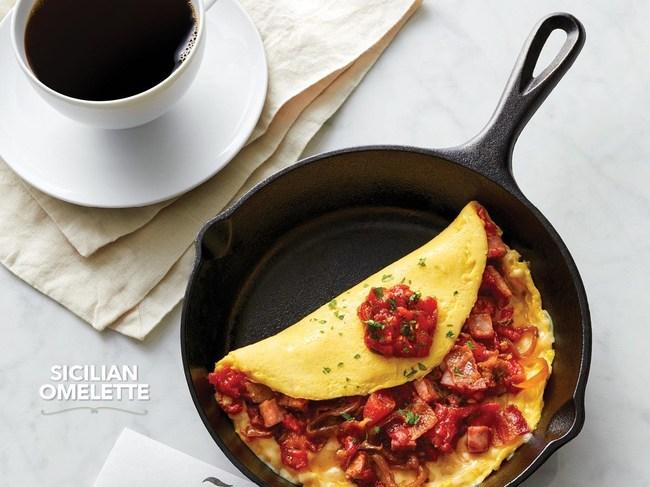 Sicilian Omelette