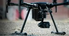 DJI Enterprise Matrice 200 drone featuring the new Zenmuse XT2 thermal imaging camera. (CNW Group/Gap Wireless)