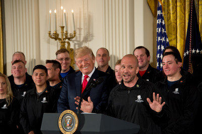 The Wounded Warrior Project® (WWP) Soldier Ride® recently returned to Washington, DC for its annual events at the White House and Annapolis. Some warriors shared their experiences with WWP.