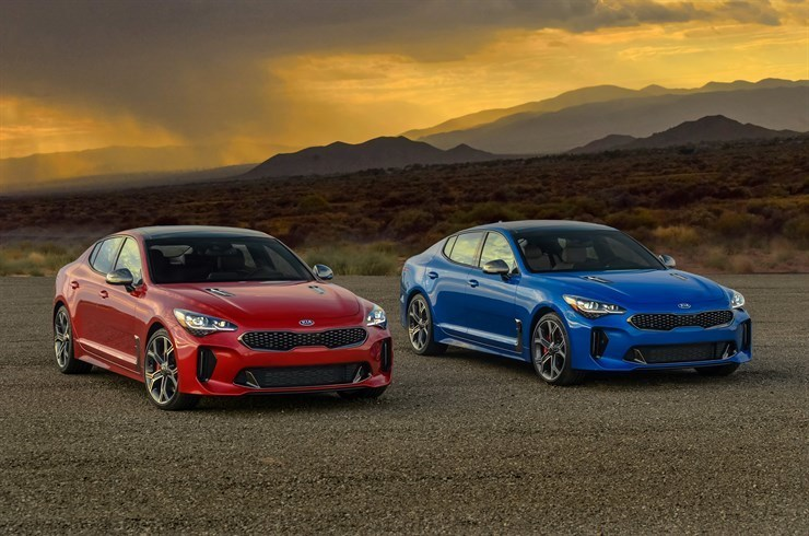 """Kia Motors America is the Official Vehicle Provider of """"One Lap America"""" 2018"""