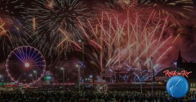 Live Nation adquiere el legendario Rock in Rio, uno de los mayores y más históricos festivales del mundo