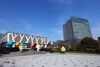 Suning.com Life Plaza and Suning's Headquarters in Nanjing, China