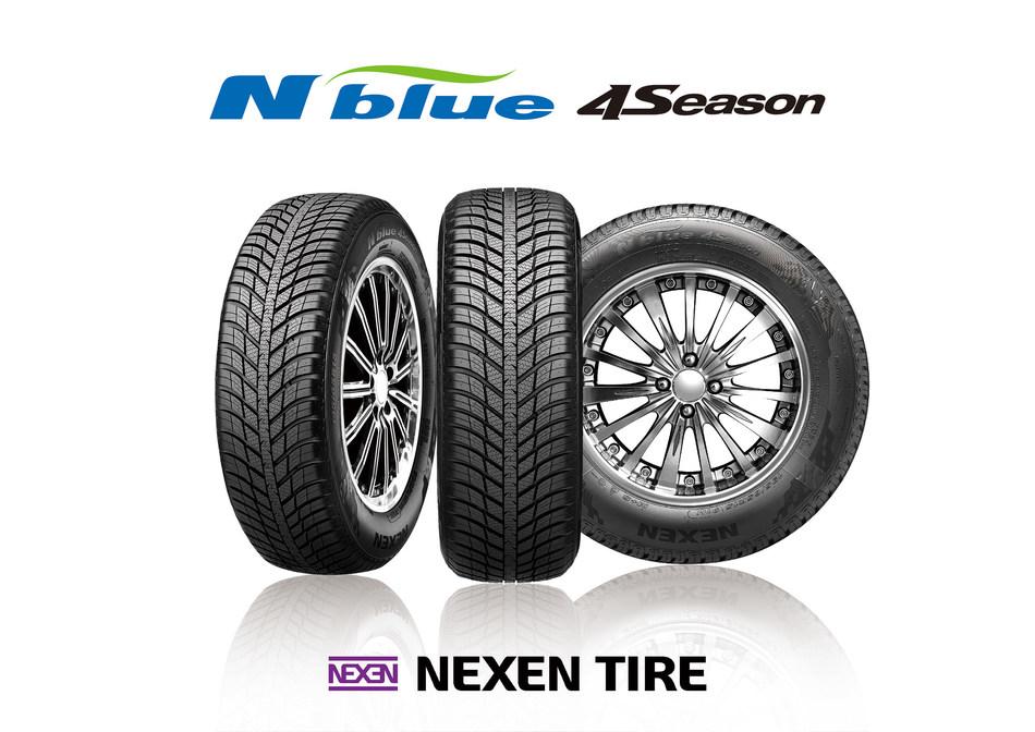 Nexen Tire Ranks First in ADAC All-Season Tire Test