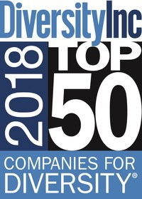 2018 DiversityInc Top 50 Companies For Diversity