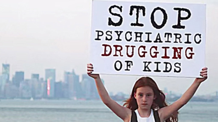 Antipsychotics May Hike Kids Risk For >> Mental Health Watchdog Says Unethical Psychiatric Drug Trials