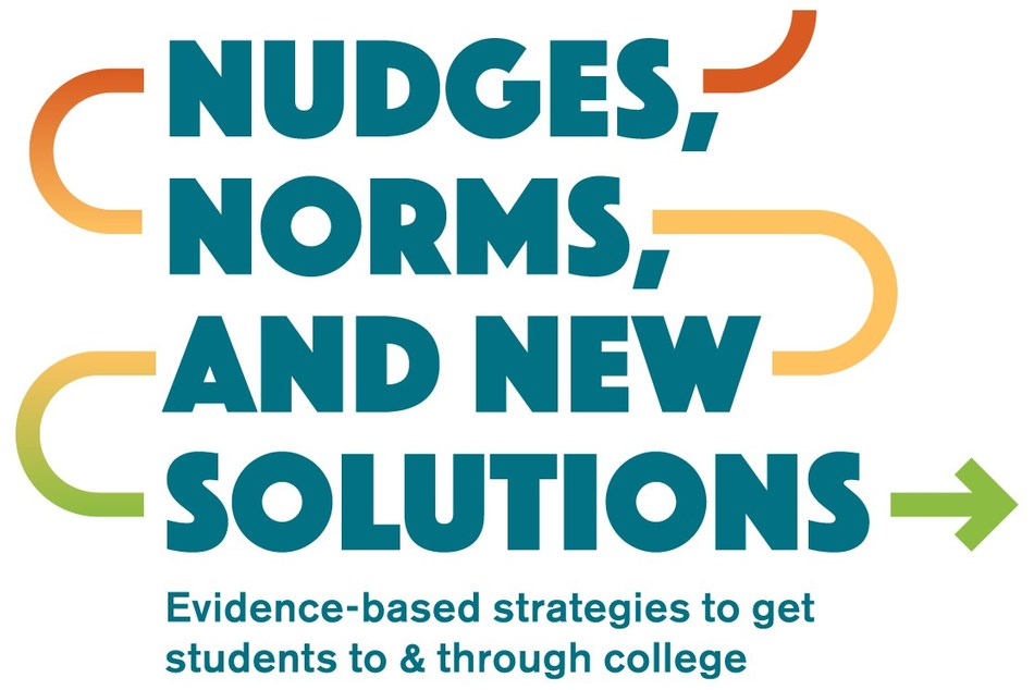 Nudges, Norms, and New Solutions, the new guide for practitioners from Nudge4, ideas42, and the Heckscher Foundation for Children in partnership with Reach Higher