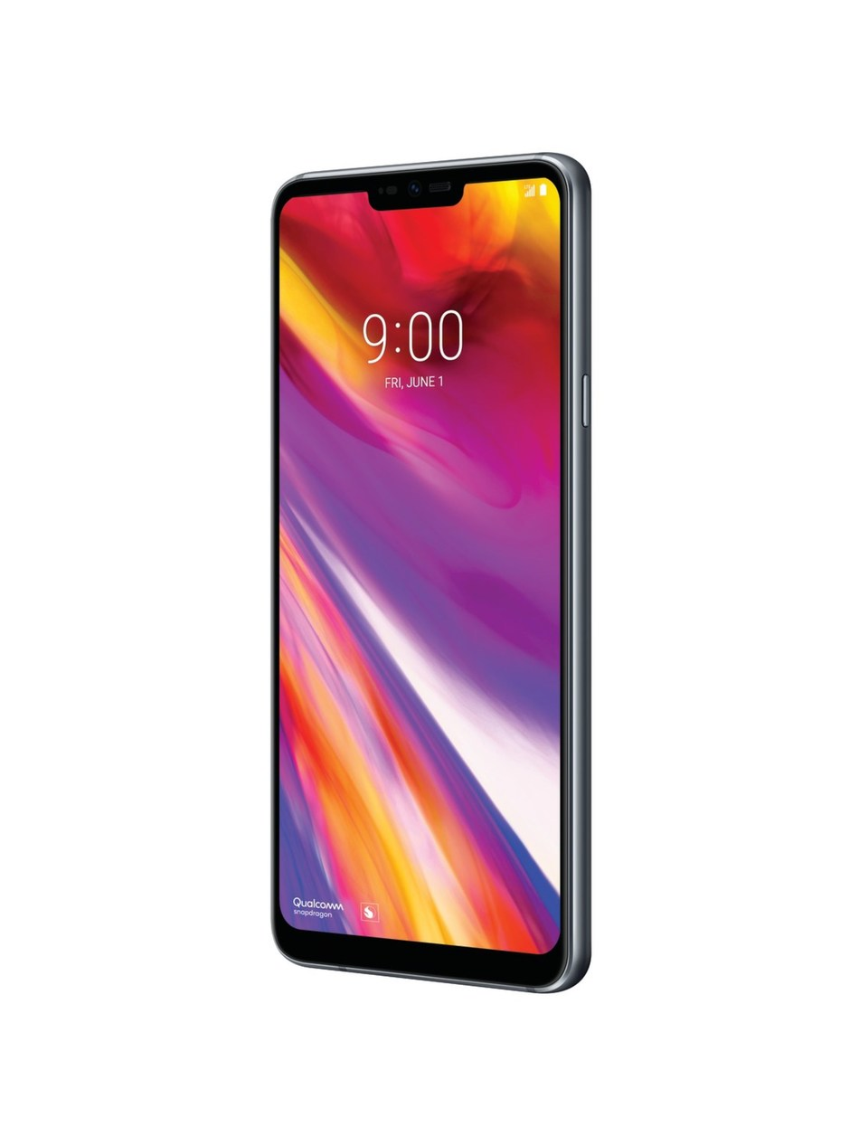 LG Electronics (LG) today introduced its latest premium smartphone, the LG G7 ThinQ, focusing on bringing useful and convenient AI features to the fundamental consumer smartphone experience. (CNW Group/LG Electronics Canada)